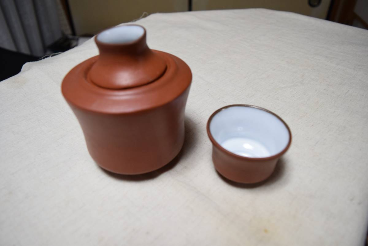 i... san finest quality goods Chinese tea vessel less scratch selling out