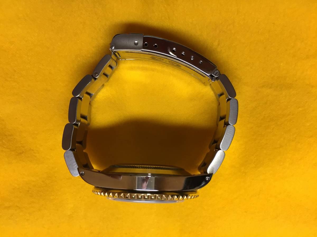 青サブマリーナコンビ Ref16613 Tiffany_画像5