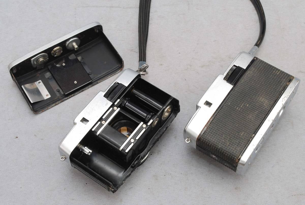 ◆中古カメラ【OLYMPUS-PEN 2台】PEN-D_画像2