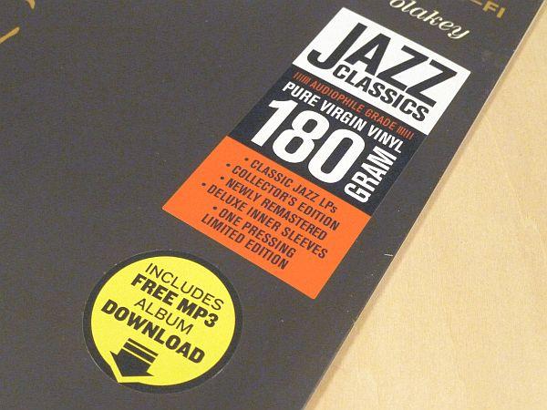 マイルス・デイヴィスDiggin' With The Miles Davis Sextet限定180g盤新品LPボーナス2曲Sonny Rollins Walter Bishop Jr Charles Mingus_画像3