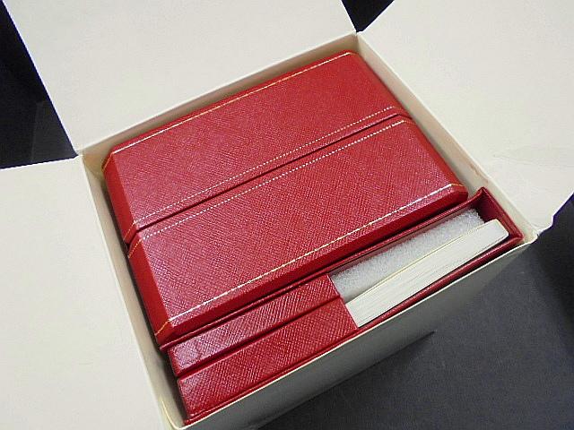 1円スタート/カルティエ/Cartier/時計 空箱/小冊子付-2/1スタ_画像9