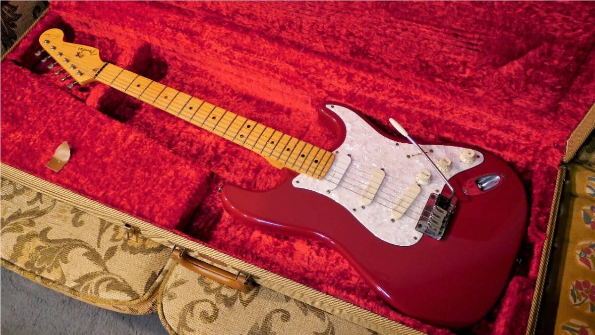 Fender USA ストラトEC レースセンサー