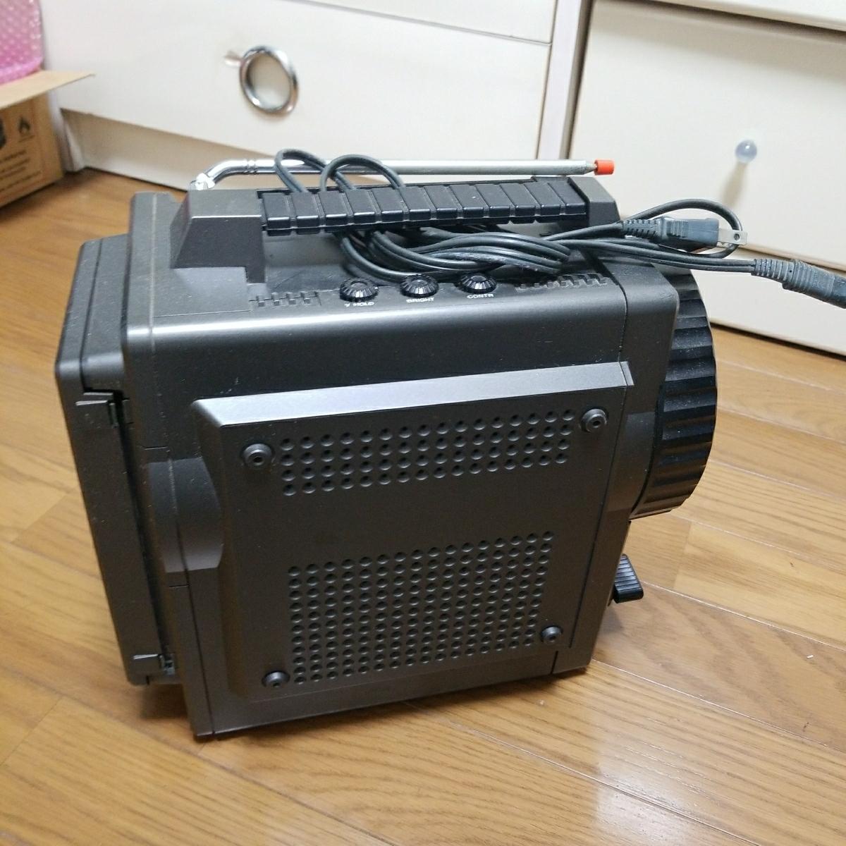 ソニー テレビ レトロ_画像2