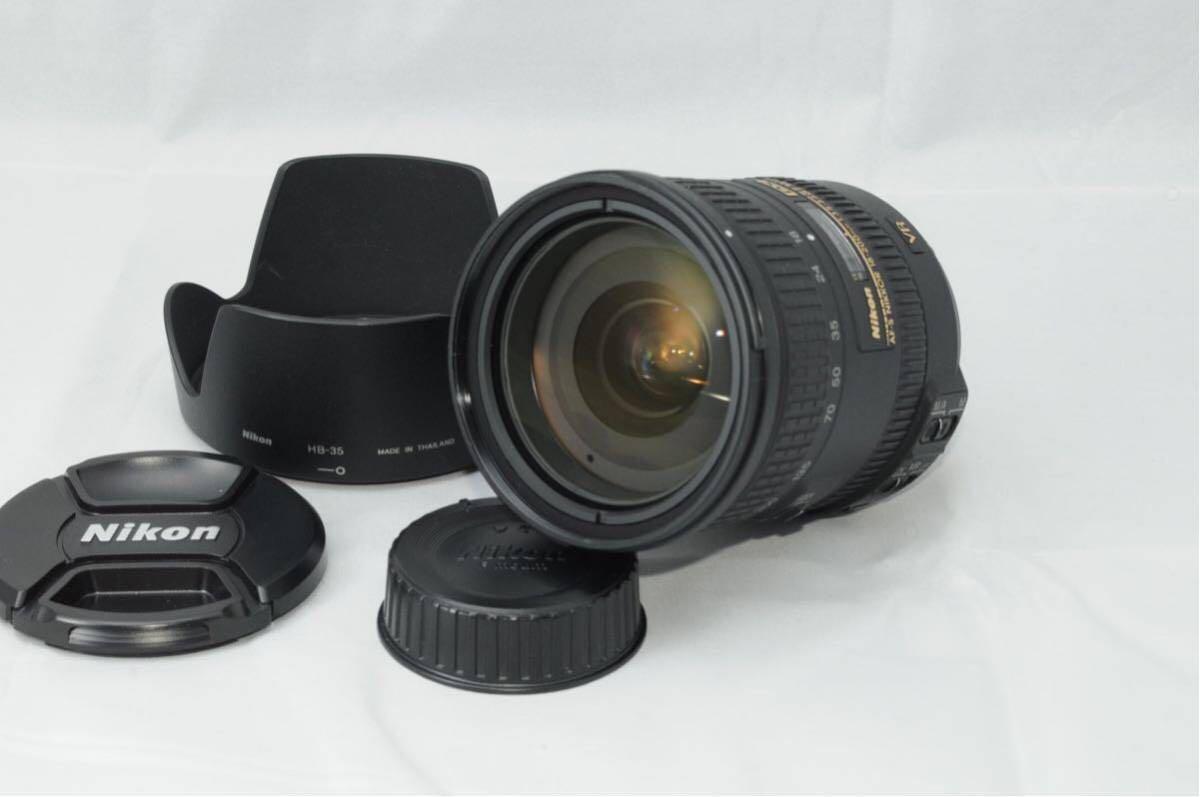 ★1円スタート!★新品同様・極上美品 Nikon ニコン AF-S 18-200mm G VR II ニコン高倍率ズームレンズ! ★フード付き!