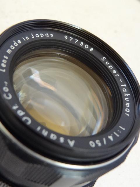 158 ジャンク カメラ PENTAX SPOTMATIC SP_画像8