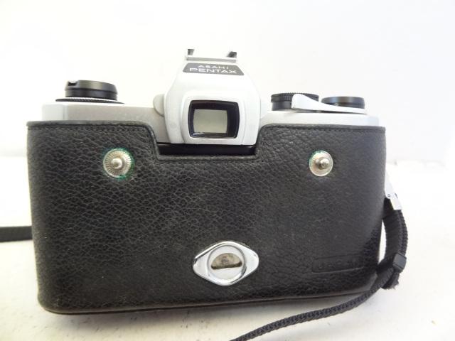 158 ジャンク カメラ PENTAX SPOTMATIC SP_画像3