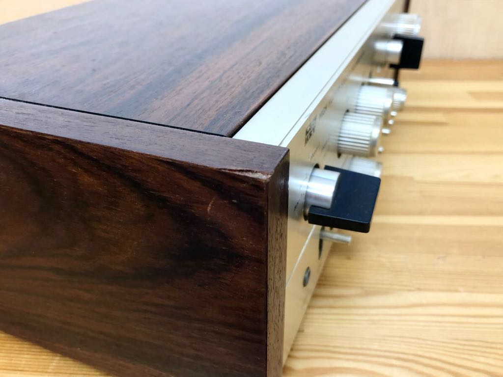 ◆LAX KIT◆ラックスキット ☆HIGH FIDELITY STEREO PREAMPLIFIER☆ (model A3300) プリアンプ ジャンク 323m4_画像5