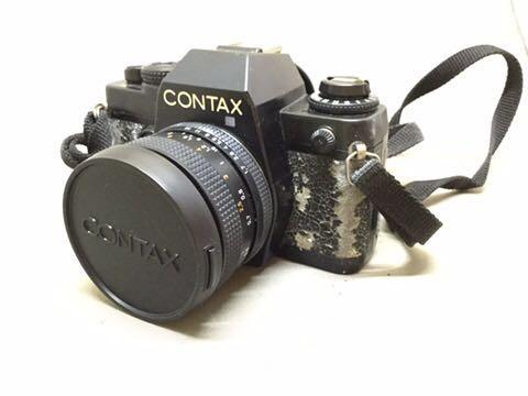 コンタックス CONTAX フィルムカメラ 139 QUARTZ ジャンク品
