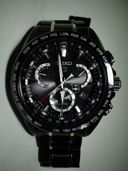 限定300個! 確実正規品 SEIKO ASTRON セイコーアストロン GPSソーラー腕時計 8X53-0AH0-2 シリアルナンバー 109/300_画像10