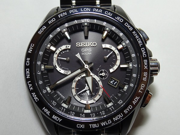限定300個! 確実正規品 SEIKO ASTRON セイコーアストロン GPSソーラー腕時計 8X53-0AH0-2 シリアルナンバー 109/300