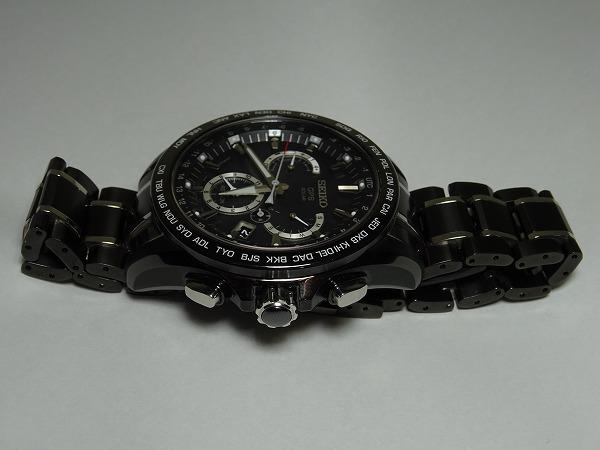 限定300個! 確実正規品 SEIKO ASTRON セイコーアストロン GPSソーラー腕時計 8X53-0AH0-2 シリアルナンバー 109/300_画像2
