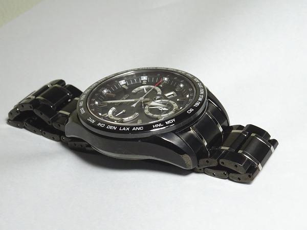 限定300個! 確実正規品 SEIKO ASTRON セイコーアストロン GPSソーラー腕時計 8X53-0AH0-2 シリアルナンバー 109/300_画像5