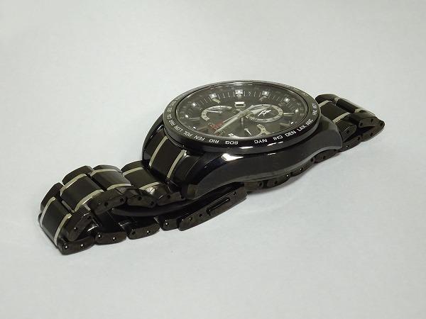 限定300個! 確実正規品 SEIKO ASTRON セイコーアストロン GPSソーラー腕時計 8X53-0AH0-2 シリアルナンバー 109/300_画像6
