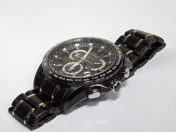 限定300個! 確実正規品 SEIKO ASTRON セイコーアストロン GPSソーラー腕時計 8X53-0AH0-2 シリアルナンバー 109/300_画像7