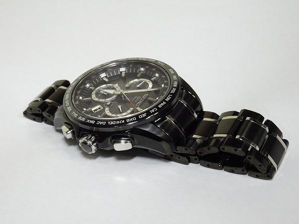 限定300個! 確実正規品 SEIKO ASTRON セイコーアストロン GPSソーラー腕時計 8X53-0AH0-2 シリアルナンバー 109/300_画像8