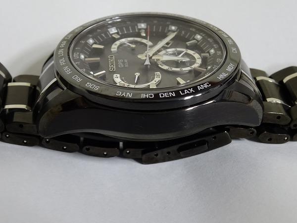 限定300個! 確実正規品 SEIKO ASTRON セイコーアストロン GPSソーラー腕時計 8X53-0AH0-2 シリアルナンバー 109/300_画像9