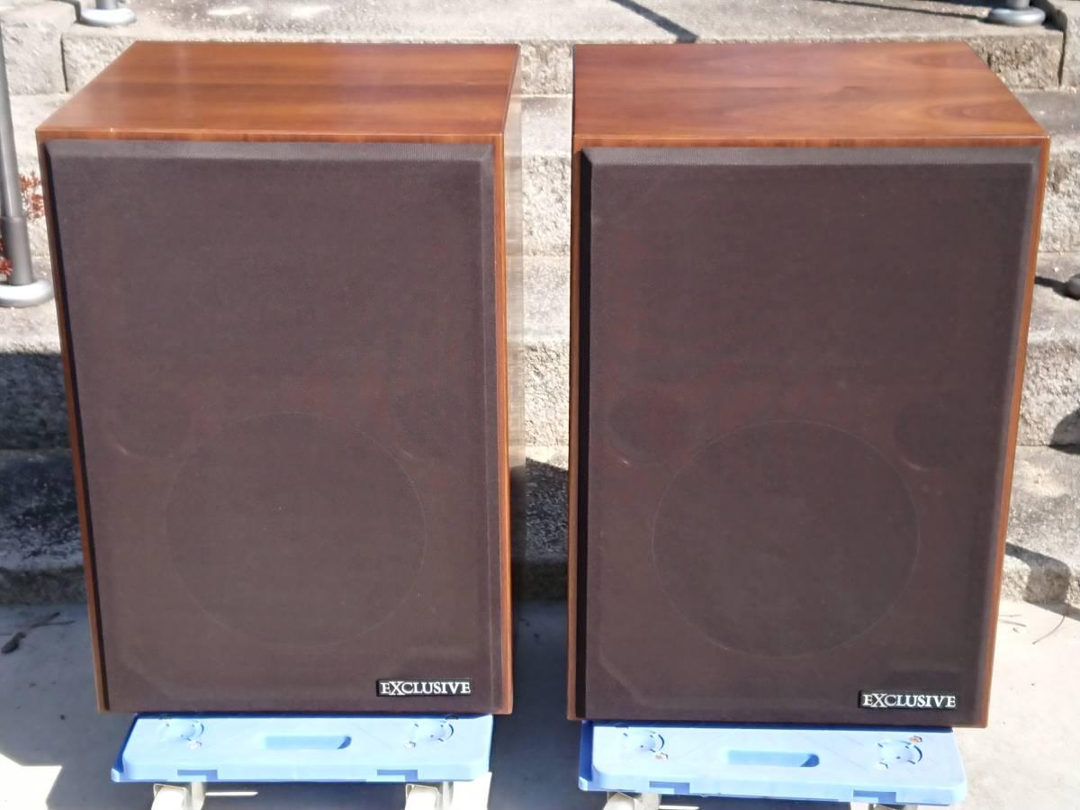 名機 EXCLUSIVE model 2251 小型スタジオモニター 美品 シリアル連番