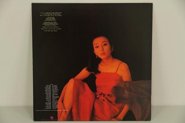 ◆門 あさ美 LPレコード 8枚セット◆中古品_画像4