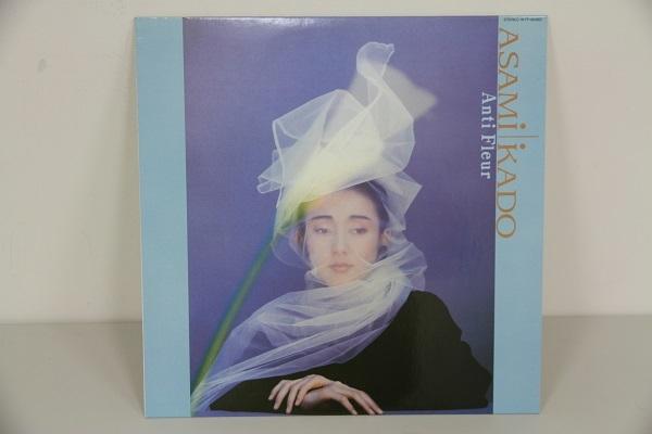 ◆門 あさ美 LPレコード 8枚セット◆中古品_画像8