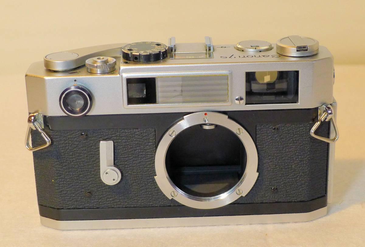 Canon 7s ボデー ジャンク