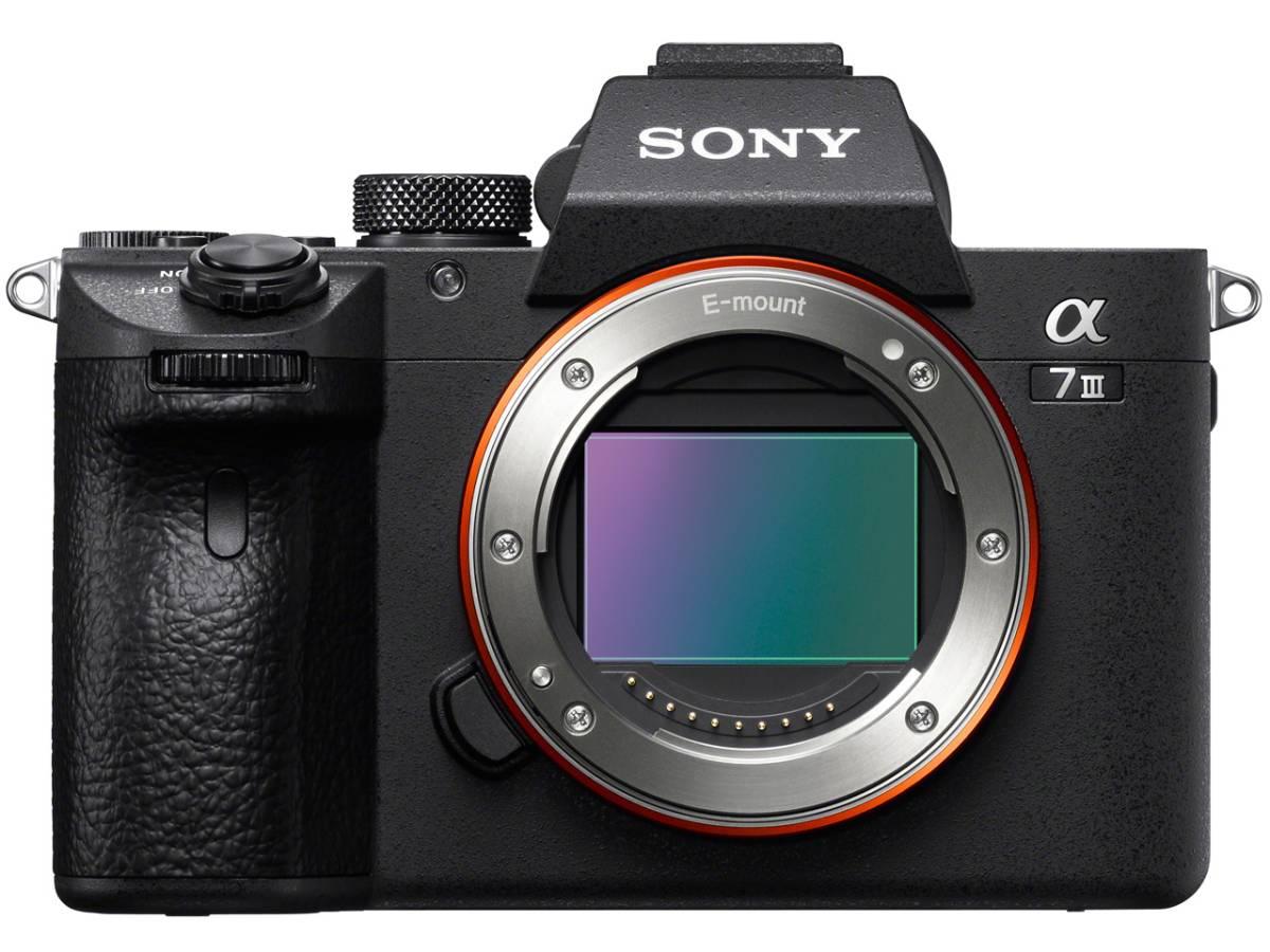 【新品】α7 III ILCE-7M3 ボディ 1年保証有 a73 SONY デジタル一眼レフ ミラーレス一眼 キタムラ購入 カメラ キャノン ニコン ソニー