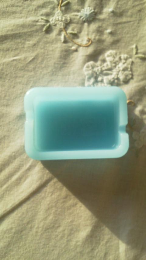 【新品・非売品】 NATURAL AMERICAN SPIRIT オリジナル ミルクガラス灰皿_画像4
