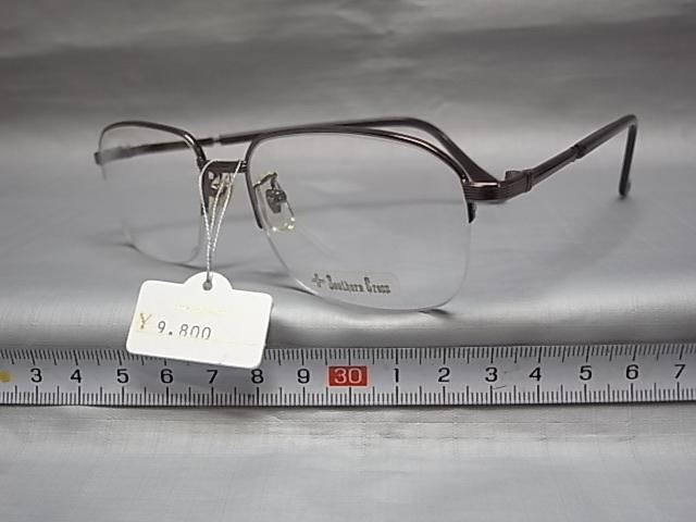 227□-3/メガネ めがね 眼鏡フレーム 日本製 サザン クロス_画像2