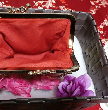 財布/和装和風和服着物鞄バッグ Wallet/Japanese kimono bags_画像3