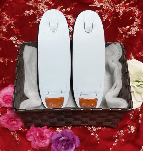 無地黒色/靴草履/和服 Black/shoes sandals/kimono 01_画像3