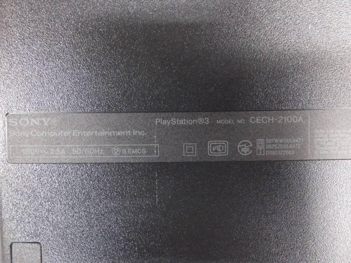 gl041 PS3 本体のみ CECHH00 CECH-2000A CECH-2000B CECH-2100A×2 計5台セット ジャンク品 動作未確認_画像8