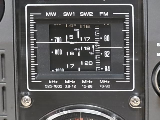 分解整備 調整済み品 東芝 製品 【 RP-1700F】中古再生 動作品18031214_画像2