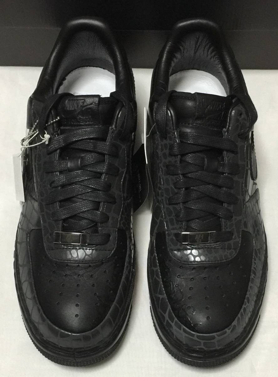 cheap for discount a4612 3f471 NIKE AIR FORCE 1 SUPREME MCO I O 07 316077-001 25周年 ブラック ...