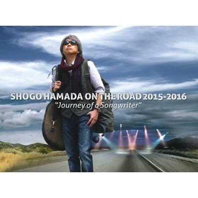 """即決 浜田省吾 SHOGO HAMADA ON THE ROAD 2015-2016 """"Journey of a Songwriter"""" 完全生産限定盤 (2DVD+2CD) 新品_画像1"""