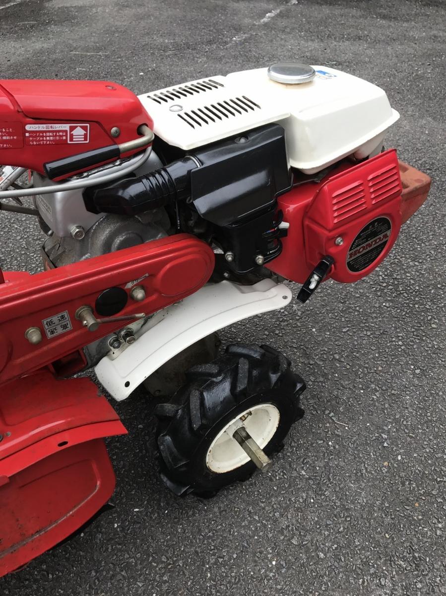 ★ホンダ★ F510L 管理機 農機具 ◆実働◆☆整備済☆_画像2