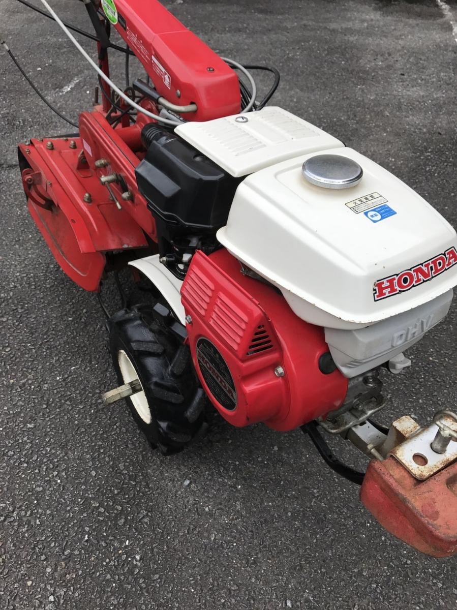 ★ホンダ★ F510L 管理機 農機具 ◆実働◆☆整備済☆
