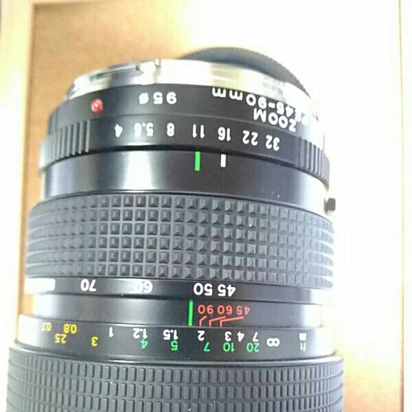 BRONICA ZENZANON-PE f=45-90mm 1:4-5.6_画像2