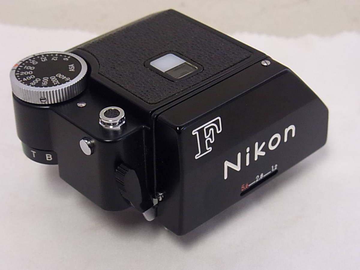 ニコン MF一眼レフカメラ Nikon F 用 FTN ファインダー ブラック NIKON