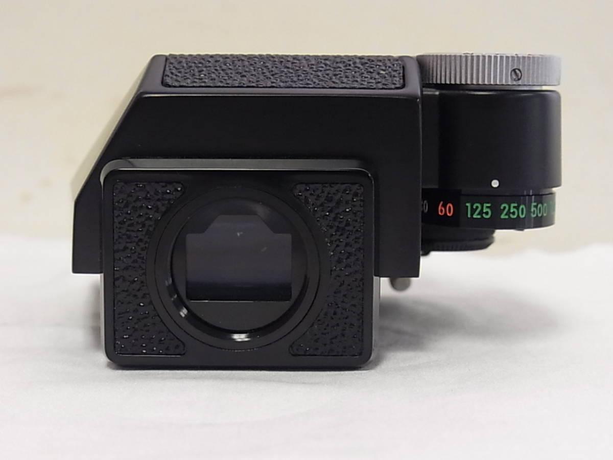 ニコン MF一眼レフカメラ Nikon F 用 FTN ファインダー ブラック NIKON_画像4