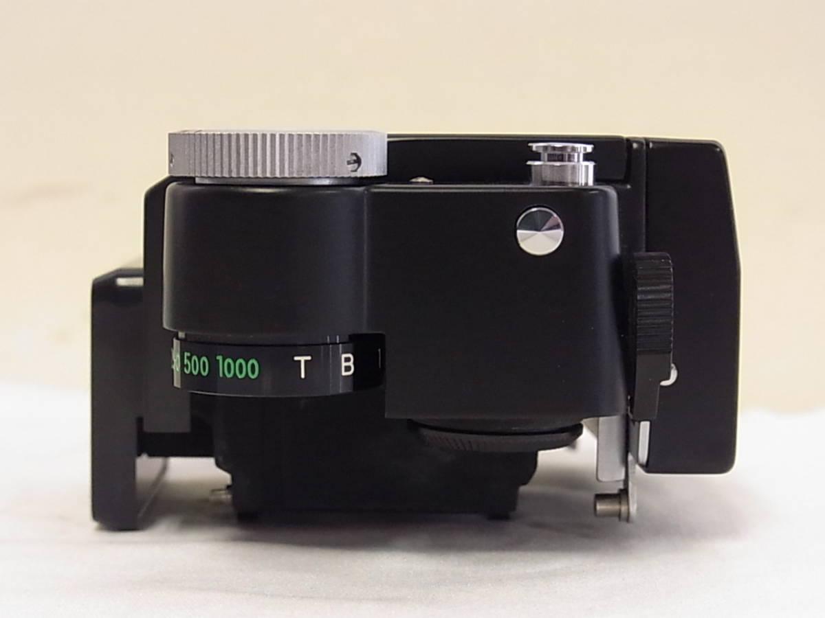 ニコン MF一眼レフカメラ Nikon F 用 FTN ファインダー ブラック NIKON_画像5