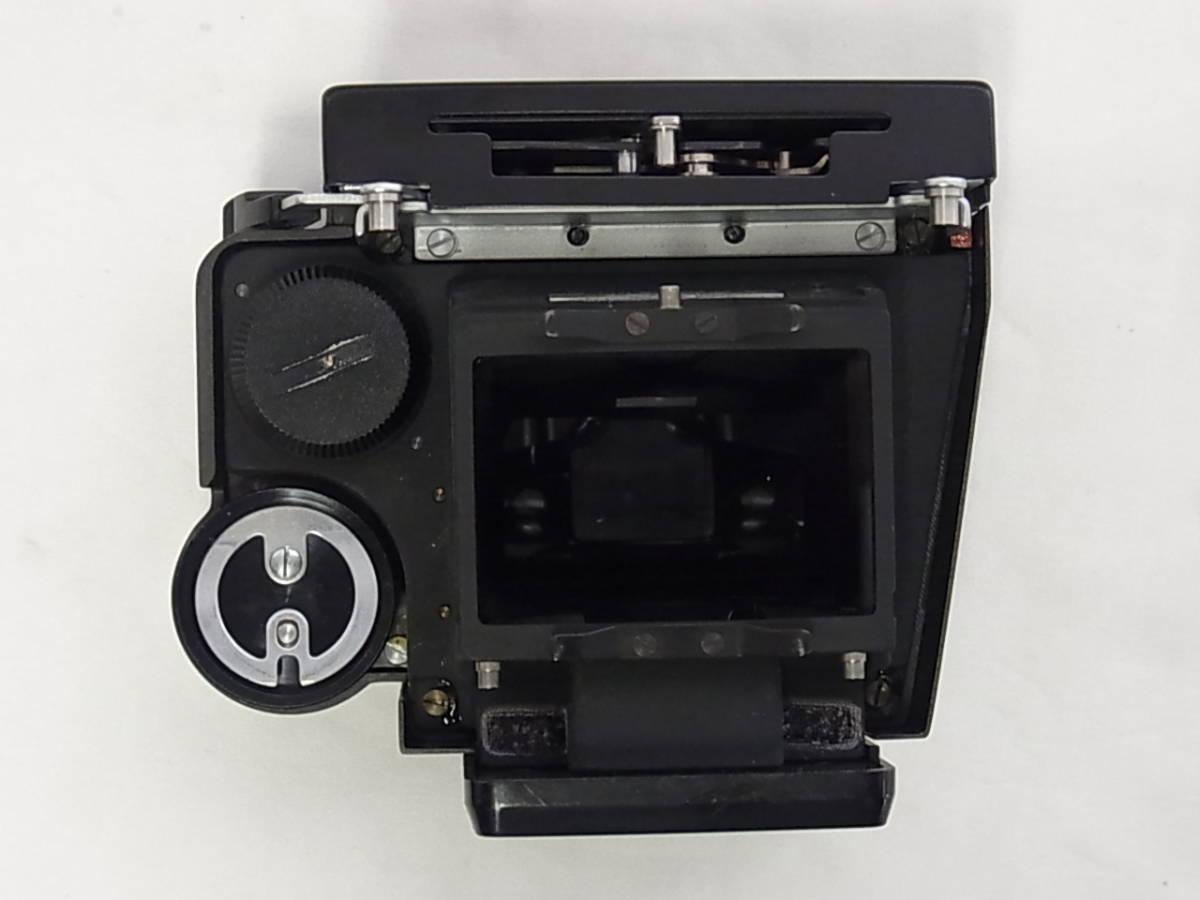 ニコン MF一眼レフカメラ Nikon F 用 FTN ファインダー ブラック NIKON_画像6