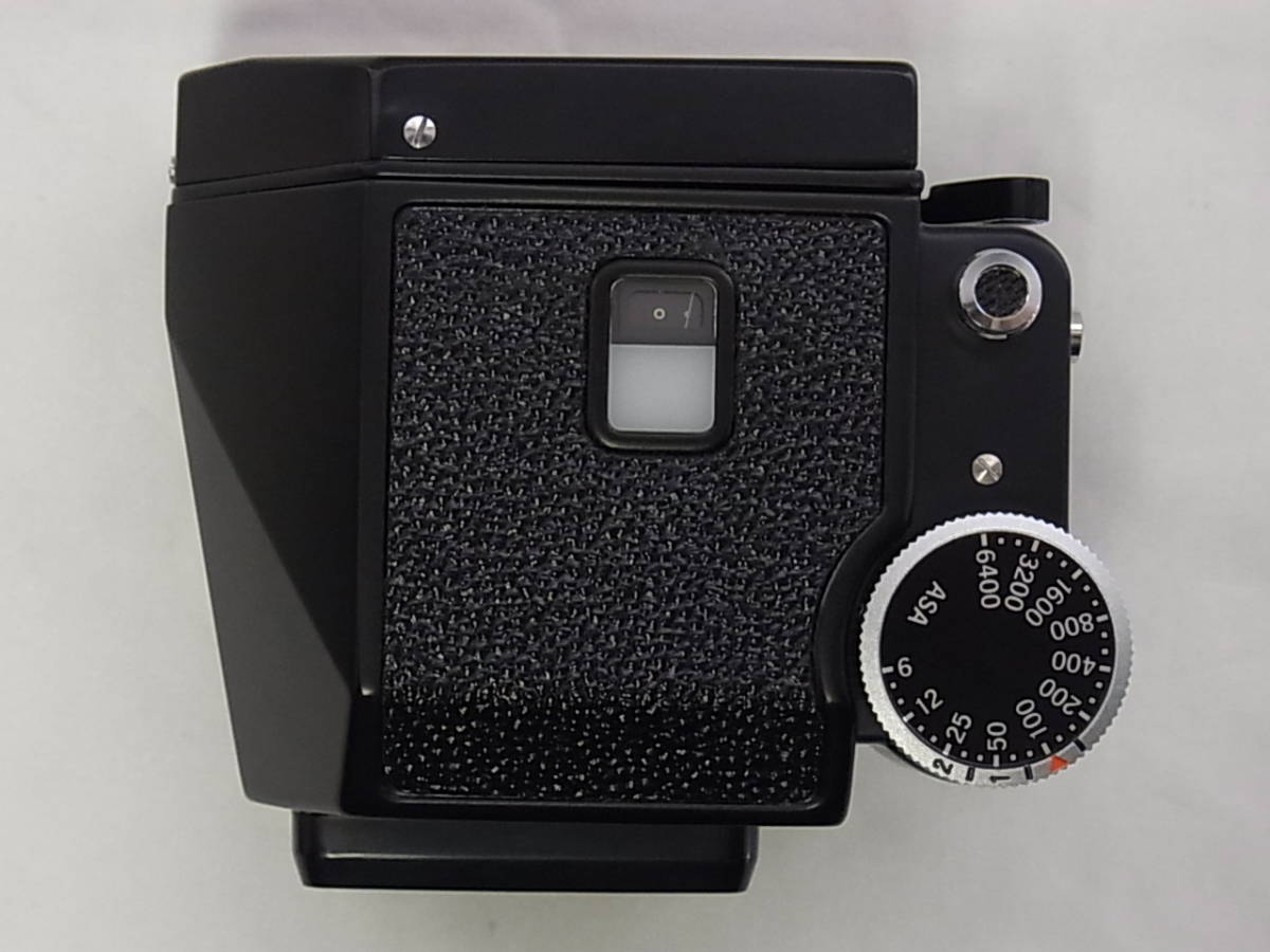 ニコン MF一眼レフカメラ Nikon F 用 FTN ファインダー ブラック NIKON_画像7