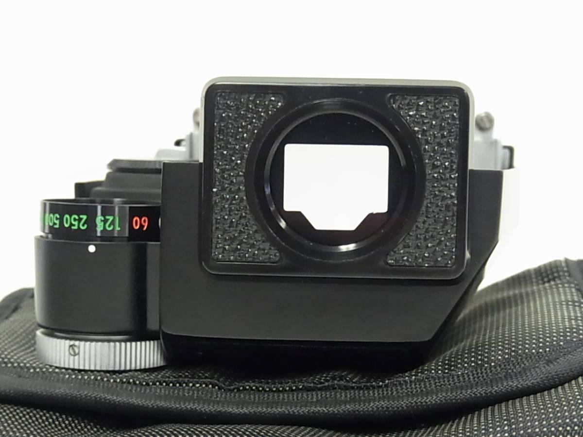 ニコン MF一眼レフカメラ Nikon F 用 FTN ファインダー ブラック NIKON_画像8