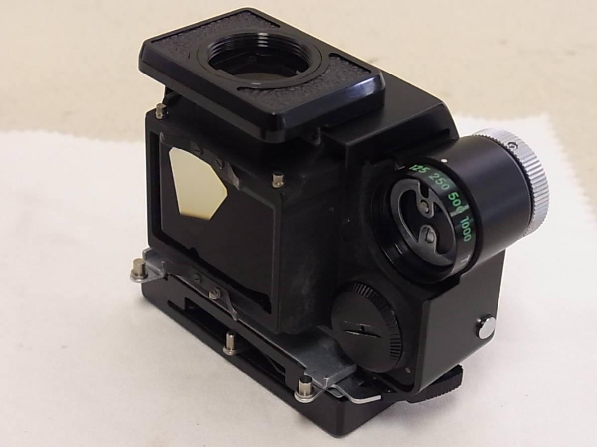 ニコン MF一眼レフカメラ Nikon F 用 FTN ファインダー ブラック NIKON_画像10