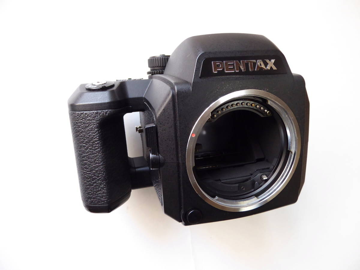 PENTAX ペンタックス 645NⅡ/645レンズ5本他★送料無料★