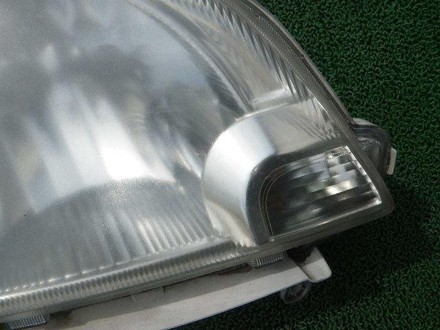 ミラ L250V L250S 右 ヘッドライト _画像4