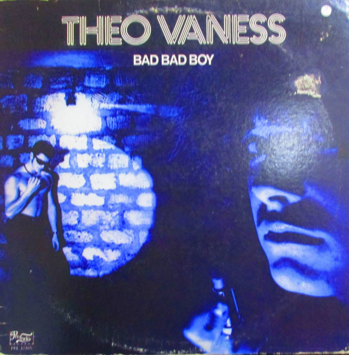 ■GARAGE■ THEO VANESS - BAD BAD BOY_画像1