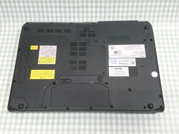 超高速 Core i7 【新品】320G SSD【超快速仕様☆Windows10】NEC LL750/F PC-LL750F26B メモリ8G BD-RE Office 高音質YAMAHA音源 1円~_画像3
