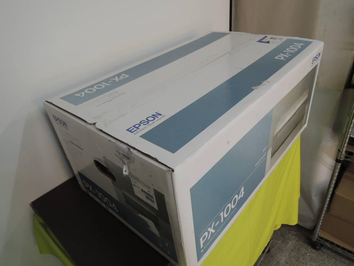 A3インクジェットプリンター PX-1004