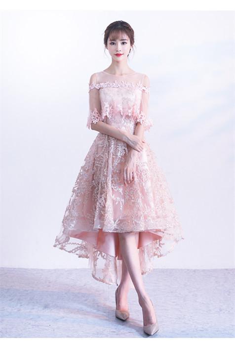 素素敵なカラードレス 結婚式 披露宴 お色直し 二次会 パーティー 演奏会 発表会 ステージ衣装 YL101_画像1
