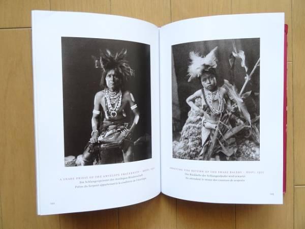洋書◆インディアン写真集 本_画像3